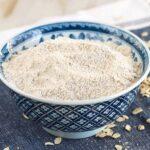 How to Make Homemade Oat Flour | ThesuburbanSoapbox.com