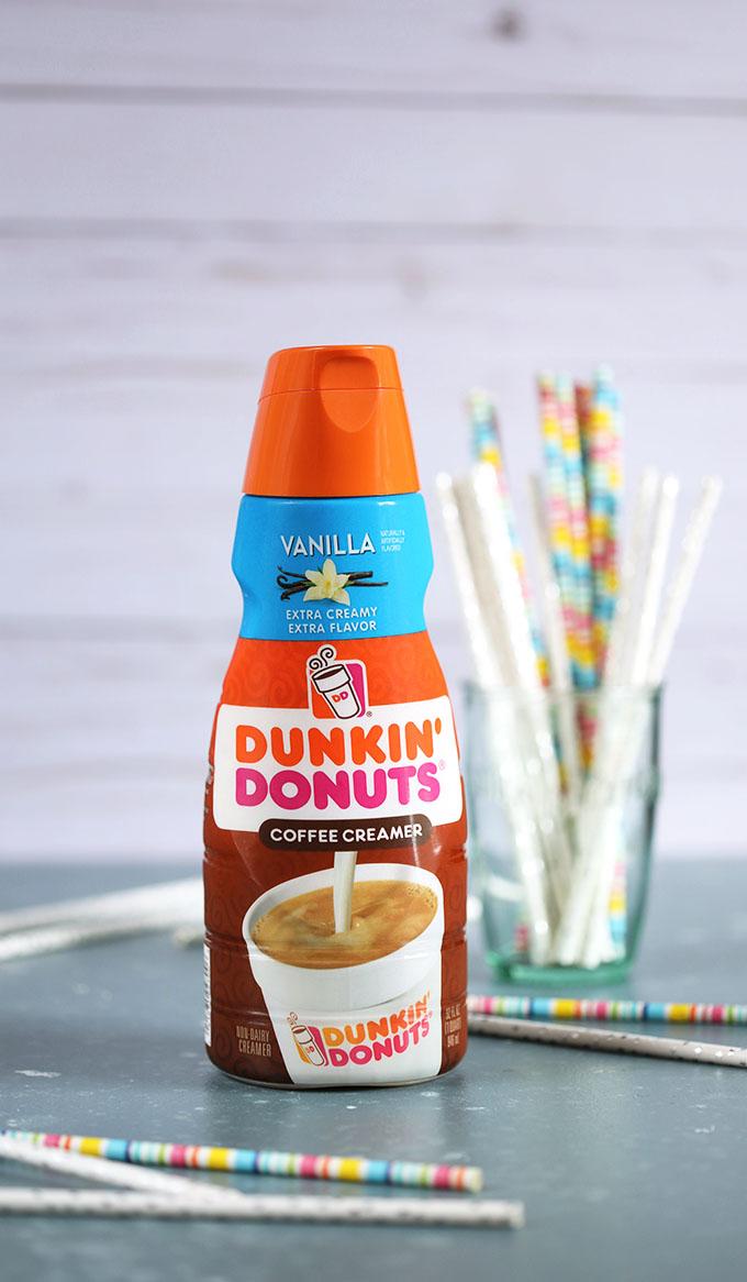 Dunkin' Donuts Extra Extra Vanilla Coffee Creamer