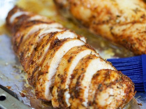 the very best oven baked chicken breast the suburban soapbox