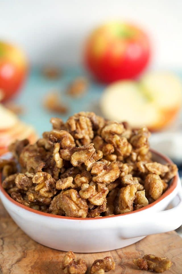 Easy Candied Walnuts Recipe